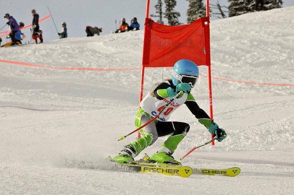 Crystal Mountain Alpine Club (CMAC) - FAQ - About Racing